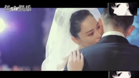 张馨予婚礼现场曝光, 与何捷甜蜜相拥幸福落泪, 真的嫁给了爱情!