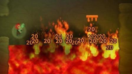 【逍遥小枫】岩浆探秘, 满是火焰蜘蛛的大火山! | 挖或死(Dig or Die)#15