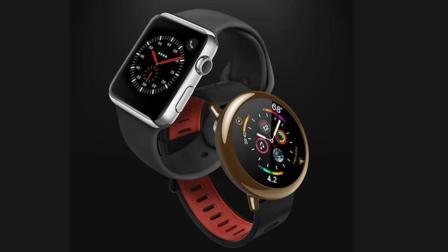 苹果首款圆形手表来袭! 新品苹果表确认: 全功能NFC+50米防水!