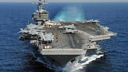 要动真格了?美军又一艘核航母开赴中东,俄罗斯警告:将不惜一战