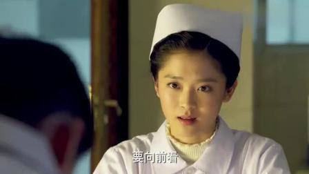 深夜美女护士在查房, 看男医生在加班, 便上前主动搭讪!