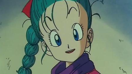 龙珠: 布玛第一次见到悟空竟然如此, 注定贝吉塔要绿一辈子
