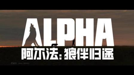 史诗冒险巨制《阿尔法: 狼伴归途》明日上映 吴秀波也为它打CALL