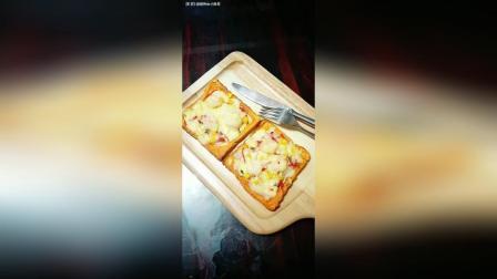 美拍视频: 简易披萨