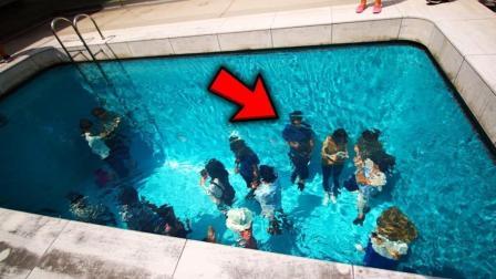 世界上最奇特的7个游泳池