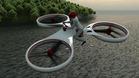 5款最拉风的飞行设备