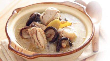 秋季常喝这碗汤, 降三高、升免疫, 越喝越健康!