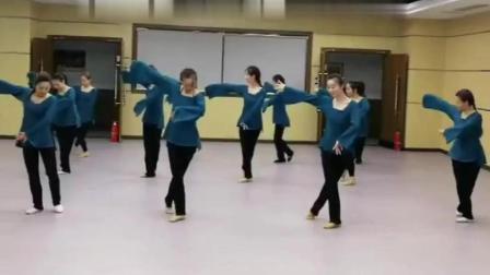 北舞古典舞身韵《旁提双晃手》 教学收藏