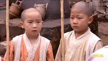 """""""高人""""到寺庙找高手, 结果被七个小和尚耍得团"""