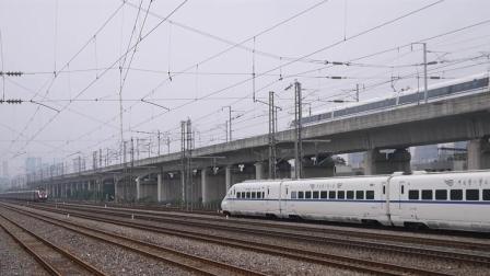 Z168次 广州东-青岛通过丹水池站