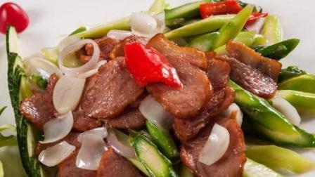 芦笋怎么做好吃, 时令芦笋的做法, 和黑椒牛柳这样一起做特别好吃