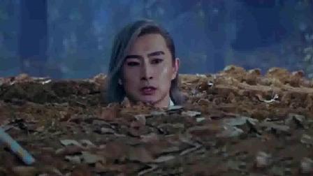 斗破苍穹: 将师兄埋在地下, 抢走能量符, 萧炎也