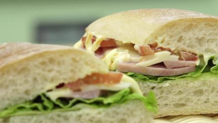 说起意大利美食, 别说只有披萨和意面了, 学学这道麦香十足的恰巴塔面包吧!