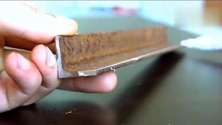 牛人用角铁制作的这个工具, 真是农民的好帮手