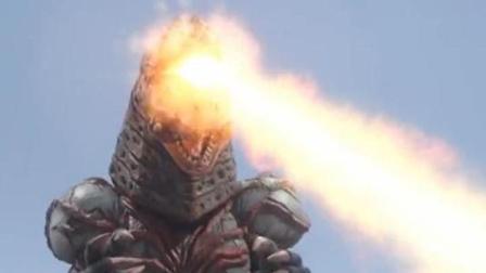 盘点奥特曼火焰怪兽! 嘴里会喷岩浆! 奥特曼打算饿他几天!