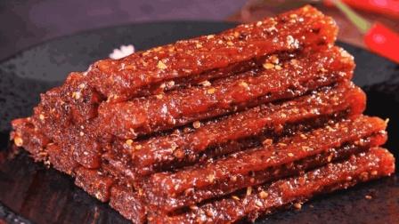 教你自制辣条的做法, 调料配方告诉你, 比外面卖的还好吃