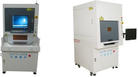 大族激光光源事业部激光加工新应用实例