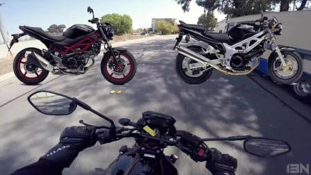 [試騎] Suzuki SV650 - Test Ride [EN Subtitle]