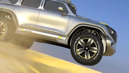 汽车高油耗养不起? 试试这款奔驰Ener-G-Force超级新能源汽车, 百公里零油耗