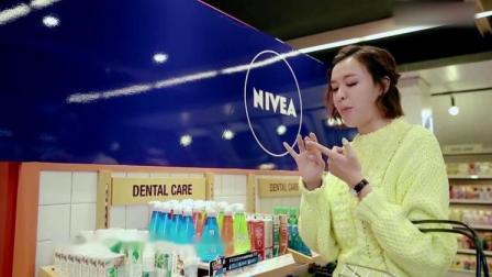 李艾在韩国大采购,亲身讲述曾经囧事,牙膏洗面奶弄混