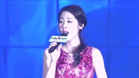 很多人说张碧晨得冠军有黑幕, 那是你没有见她唱这首歌! 实力打脸