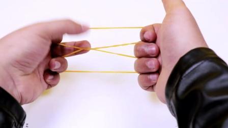 任何人都可以做的4个小魔术, 大家来学习一下吧