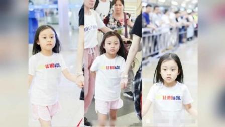 李小璐晒女儿玩桌游照片 5岁甜馨能用外语对话了?