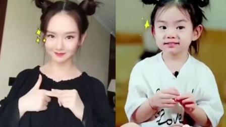 马天宇与李承铉父女合影 调侃lucky与戚薇一模一样