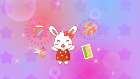 兔小贝儿歌  送礼物(含)歌词