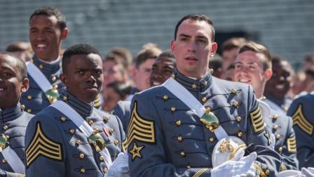 美国西点军校没有22条军规, 他们奉行的只有六个字