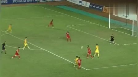国足3-0叙利亚! 门将不去演戏真的浪费了