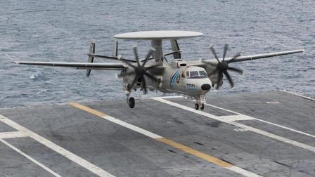 全球最强舰载预警机有多牛? 将具备空中加油能力