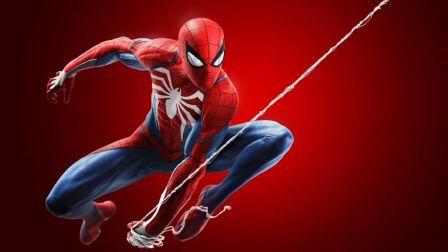 【老然】PS4《漫威蜘蛛侠》娱乐实况解说!