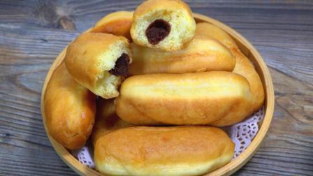 没有烤箱, 没有高筋面粉, 也能做柔软蓬松的面包, 独家配方零失败