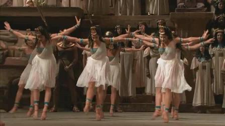 09第二幕-凯旋进行曲-《阿依达》2009大都会歌剧院版