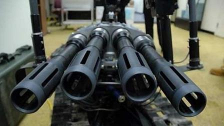 射速极快每分钟100多万发子弹, 中国已开始研发!