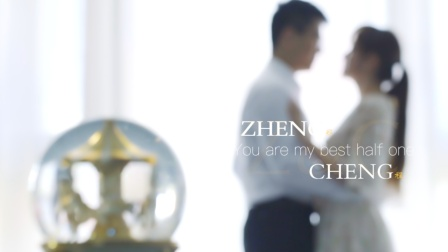 ColorDream婚礼美学影像《you are my better half》