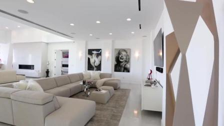 五星级舒适的现代住宅别墅, 高端生活方式