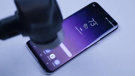 全面屏手机之所以越来越耐摔, 是因为一块玻璃