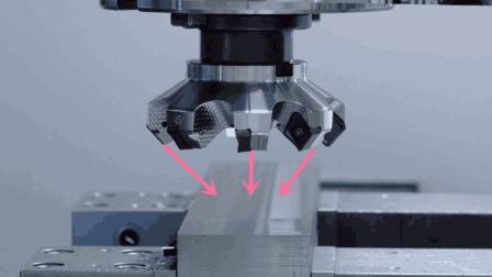 一个普通的机械加工视频, 我却看了两遍, 就是喜欢削铁如泥的感觉