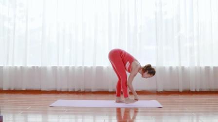 下半身发力次序觉知与重建, 教你前屈行走, 坚持做腹部更平坦