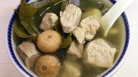今天梁妈煲了龙利叶瘦肉汤, 汤水清甜滋润, 一家老小都适合吃!