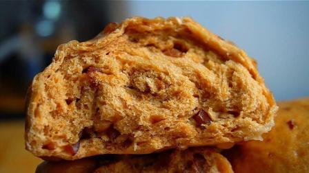 教你红枣馒头的新做法, 香甜松软, 越嚼越香, 吃一次还想吃第二次