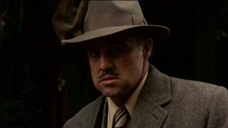 《教父》: 一部伟大的电影, 橙子一旦出现, 就预示着或谋