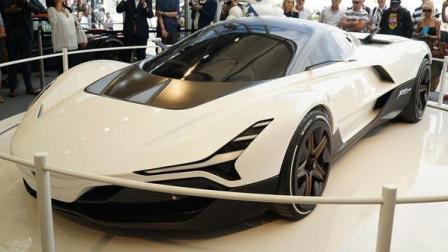 印度首辆电动Hypercar 剑指蔚来EP9, 跑车才200它能跑多快?