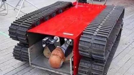 日本人脑洞大开: 无人驾驶棺材车, 震后可以帮助收集尸体