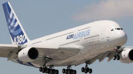 大型客机使用发动机进行减速