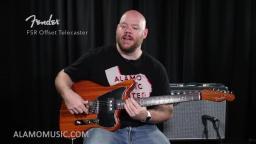 Fender Mahogany Offset Telecaster  试听测评