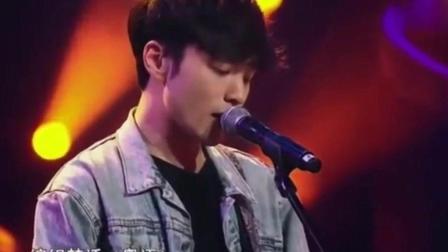中国好声音: 把最精彩的都剪了, 这段粤语歌绝对是全场最好听的!