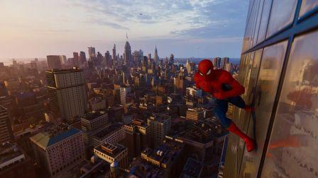新作《漫威蜘蛛侠》真香!隔壁小孩都馋哭了-尝鲜试玩